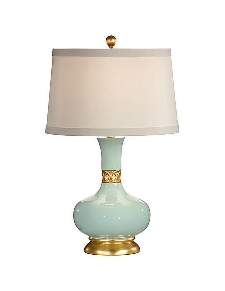 Decorative Accessories Hand Decorated Porcelain Lamp