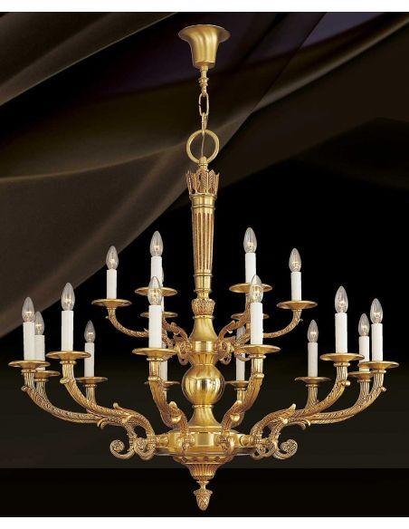 Chandeliers CHANDELIER. Padua Collection 28432
