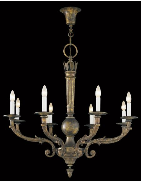 Chandeliers CHANDELIER. Padua Collection 28433