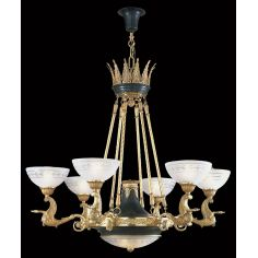 CHANDELIER. Padua Collection 28557