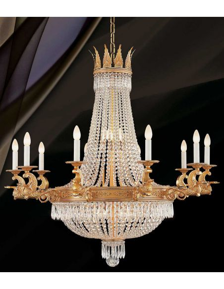 Chandeliers CHANDELIER. Padua Collection 28763