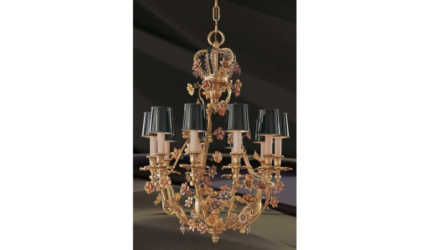 Chandeliers CHANDELIER. Padua Collection 29114
