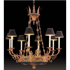 CHANDELIER. Padua Collection 29199