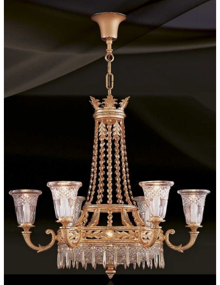 Chandeliers CHANDELIER. Padua Collection 29211