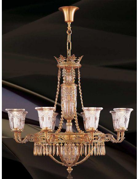 Chandeliers CHANDELIER. Padua Collection 29229