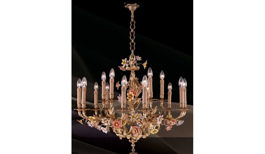 Chandeliers CHANDELIER. Padua Collection 29377