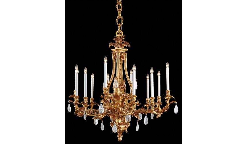 Chandeliers LARGE CHANDELIER. Padua Collection 29561