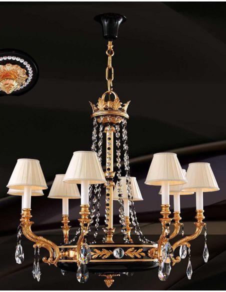Chandeliers CHANDELIER. Padua Collection 29830