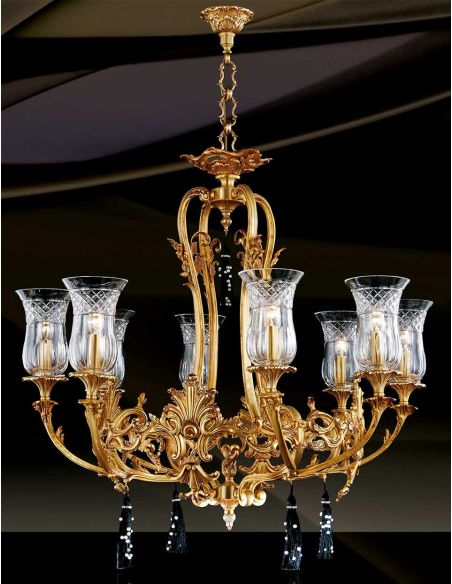 Chandeliers CHANDELIER. Padua Collection 29892