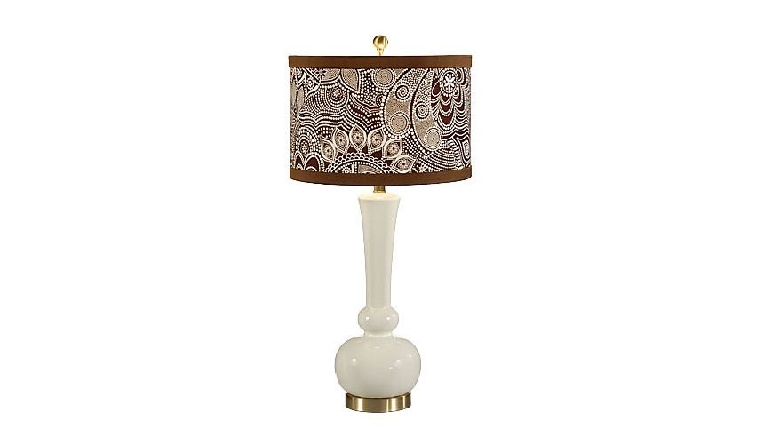 Decorative Accessories Astrid Lamp W/ Designer Diffuser