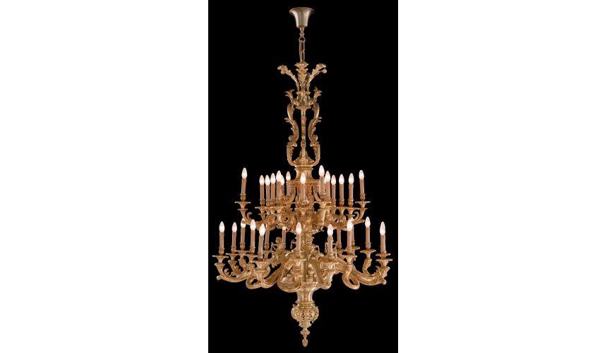 Chandeliers CHANDELIER. Padua Collection 30124