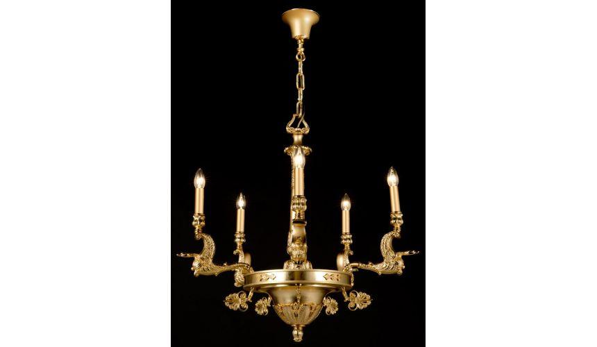 Chandeliers CHANDELIER. Padua Collection 30156