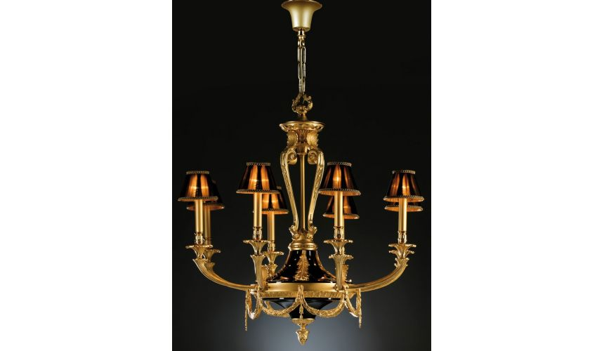Chandeliers CHANDELIER. Padua Collection 30184