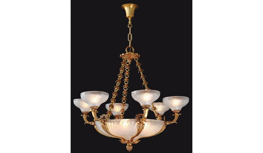 Chandeliers CHANDELIER. Padua Collection 29524