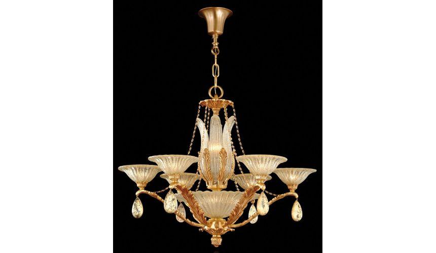 Chandeliers CHANDELIER. Padua Collection 29615