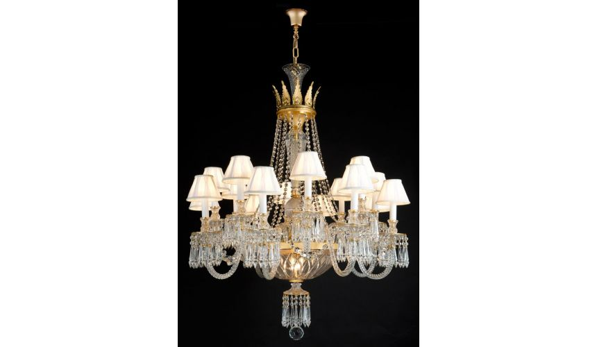 Chandeliers CHANDELIER. Padua Collection 30142