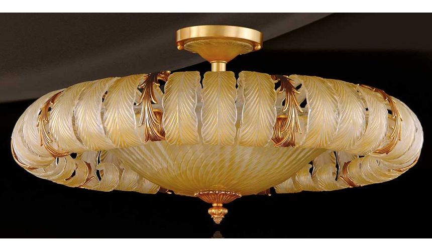 Pendant Lighting CEILING FIXTURE. Vezelay Collection 29466