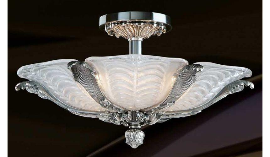 Pendant Lighting CEILING FIXTURE. Vezelay Collection 29497