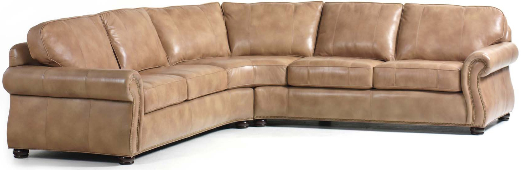 SECTIONALS   Leather U0026 High End Upholstered Furniture Barrington Sectional  Couch