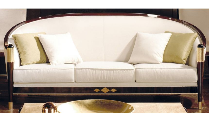 SOFA, COUCH & LOVESEAT RAHART COLLECTION. SOFA 3 SEATER