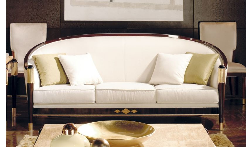 SOFA, COUCH & LOVESEAT RAHART COLLECTION. SOFA 2 SEATER