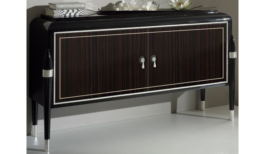 Breakfronts & China Cabinets RAHART COLLECTION. COMMODE C