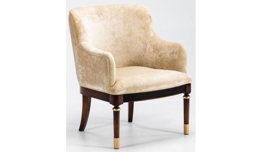 French Style Furniture WESTERLY COLLECTION. EASY CHAIR
