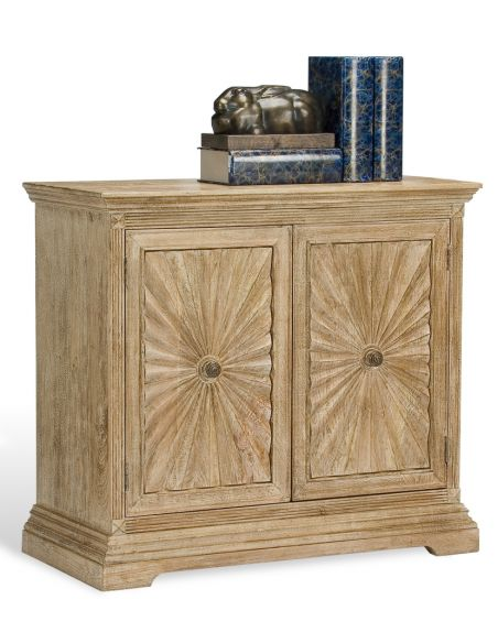 Breakfronts & China Cabinets Sedona Sunburst Sideboard