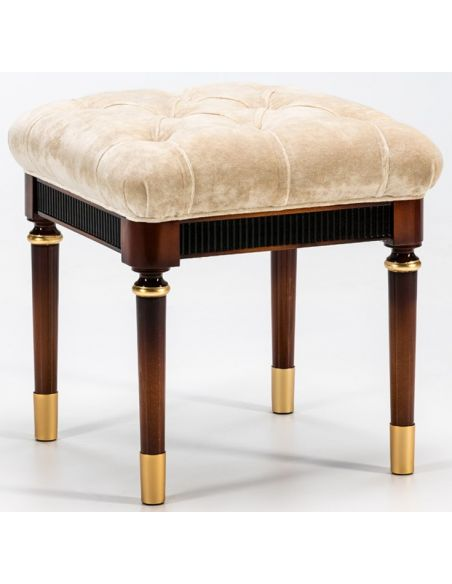 Dressing Vanities & Furnishings WESTERLY COLLECTION. STOOL