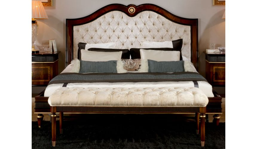 Queen and King Sized Beds WESTERLY COLLECTION. BED