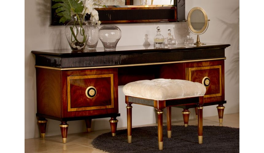 Dressing Vanities & Furnishings WESTERLY COLLECTION. DRESSING TABLE