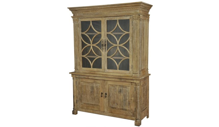 Breakfronts & China Cabinets Prato Cabinet