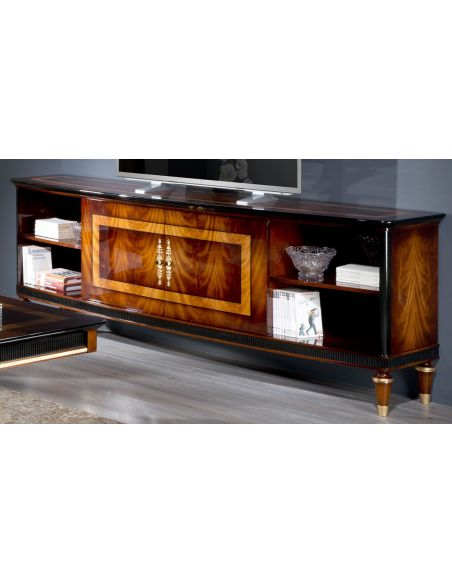 Entertainment Centers, TV Consoles, Pop Ups WESTERLY COLLECTION. TV FURNITURE