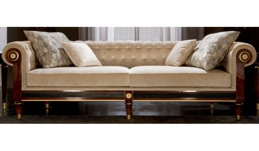 SOFA, COUCH & LOVESEAT WESTERLY COLLECTION. SOFA 2 SEATER
