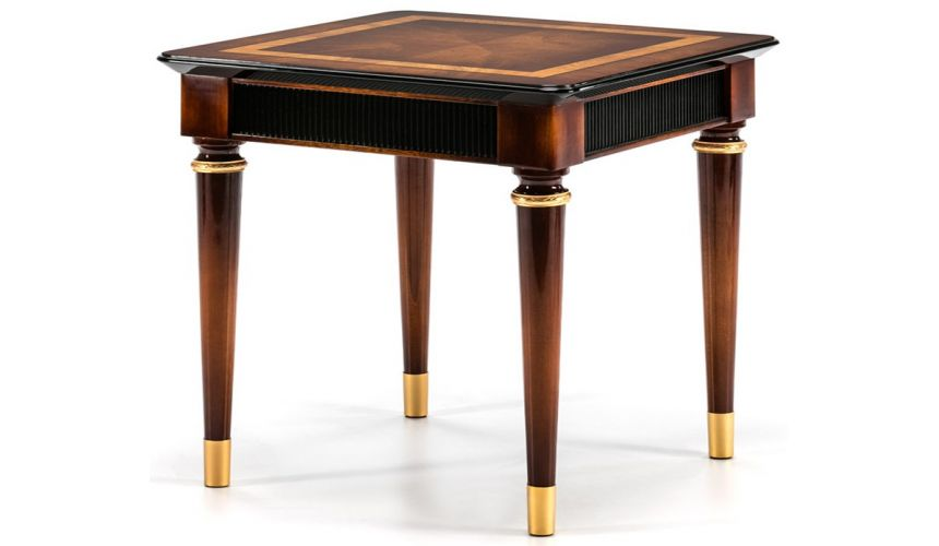 TABLES - SIDE, LAMP & BEDSIDE WESTERLY COLLECTION. SIDE TABLE B