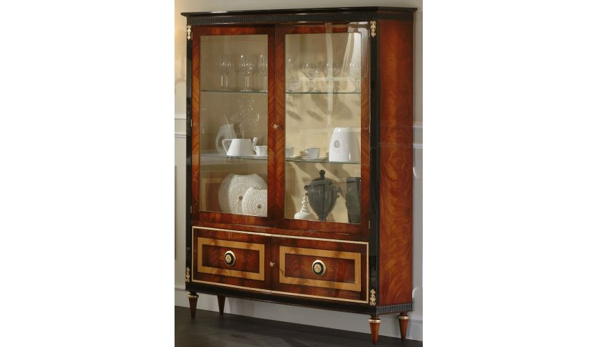 Breakfronts & China Cabinets WESTERLY COLLECTION. CABINET
