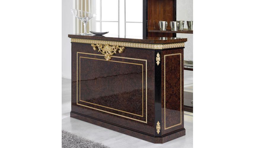Upscale Bar Furniture HUDSON COLLECTION. BAR FURNITURE
