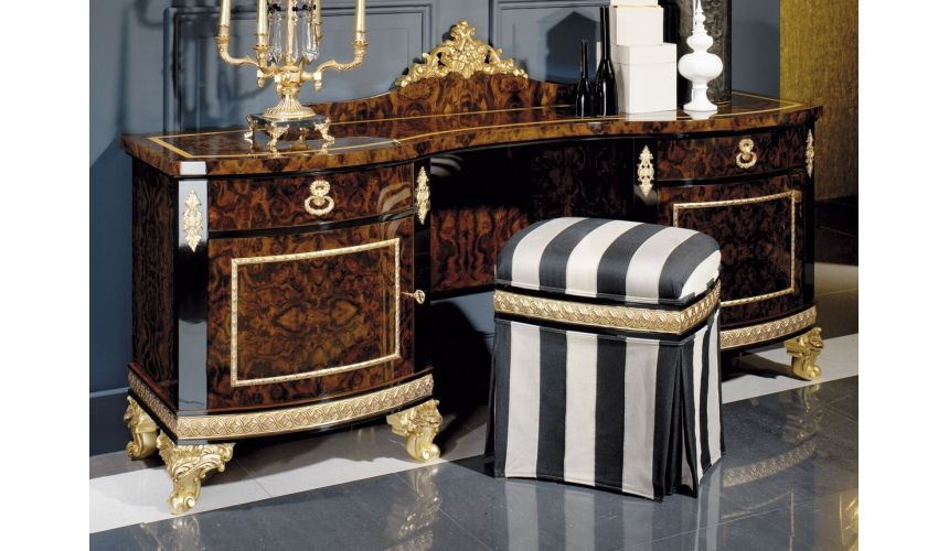 Dressing Vanities & Furnishings HUDSON COLLECTION. DRESSING TABLE