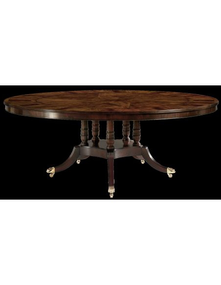 Dining Tables Luxury dining room furniture round table
