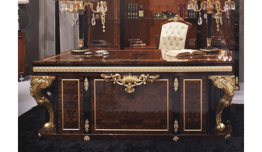 Library & Home Office Furniture HUDSON COLLECTION. DESK