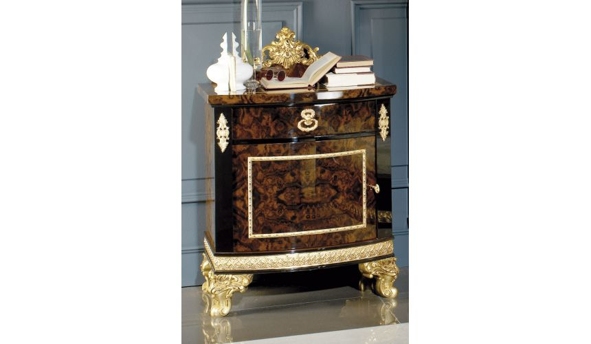 Chest of Drawers HUDSON COLLECTION. NIGHT TABLE