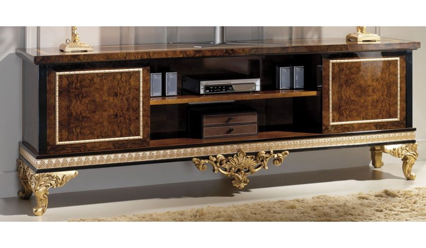 Entertainment Centers, TV Consoles, Pop Ups HUDSON COLLECTION. TV FURNITURE