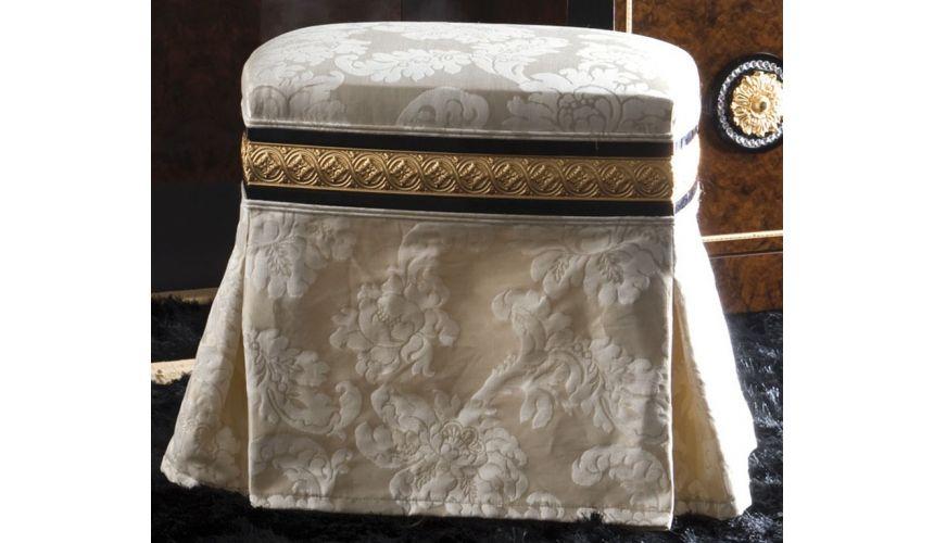 Dressing Vanities & Furnishings HUDSON COLLECTION. STOOL