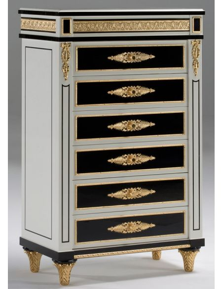 Chest of Drawers STONINGTON COLLECTION. CHEST OF DRAWERS