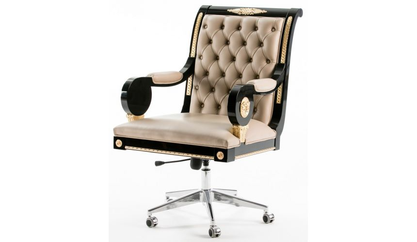 Office Chairs STONINGTON COLLECTION. SWIVEL ARMCHAIR