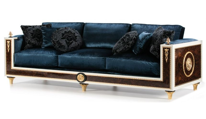 SOFA, COUCH & LOVESEAT STONINGTON COLLECTION. SOFA 3 SEATER