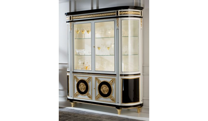 Display Cabinets and Armories STONINGTON COLLECTION. CABINET B