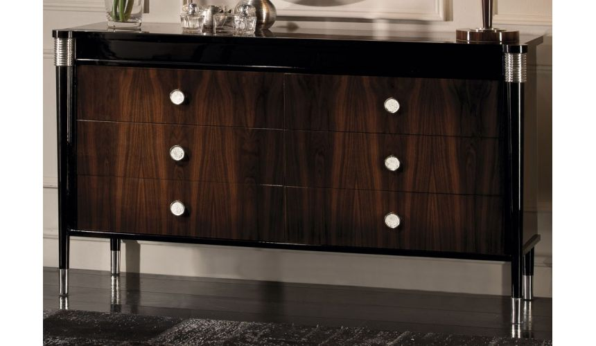 Mirrors, Screens, Decrative Pannels CHESIRE COLLECTION. CHEST OF DRAWERS
