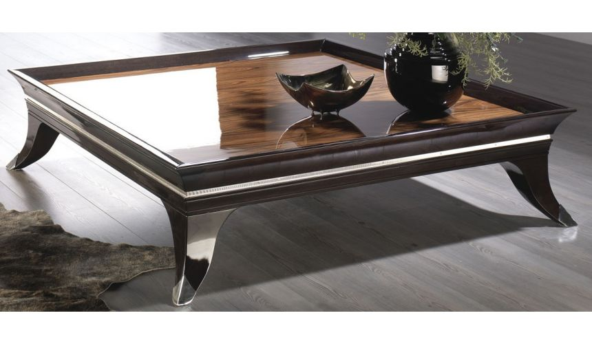 Mirrors, Screens, Decrative Pannels CHESIRE COLLECTION. COFFEE TABLE