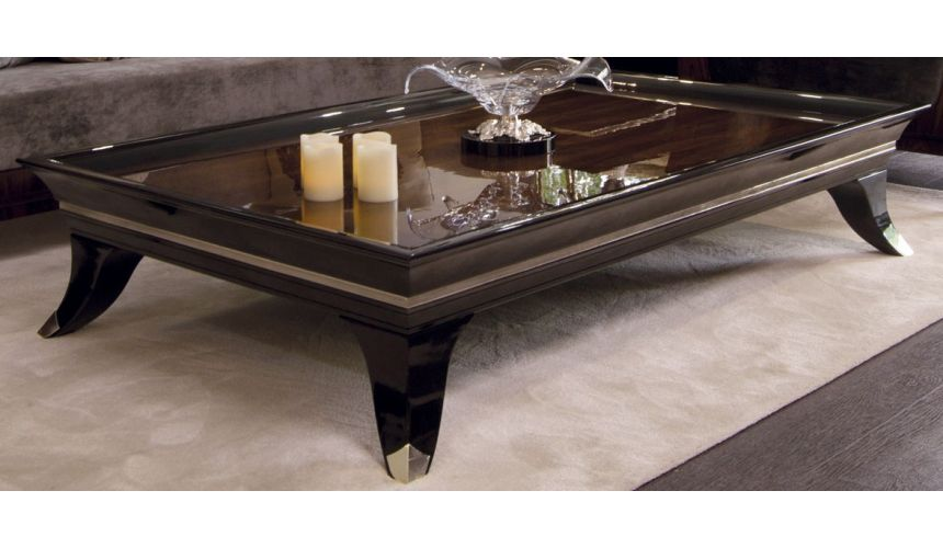 Rectangular and Square Coffee Tables CHESIRE COLLECTION. COFFEE TABLE B